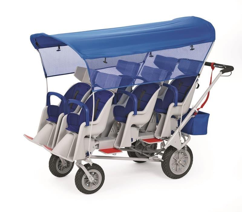 best 6 seat stroller