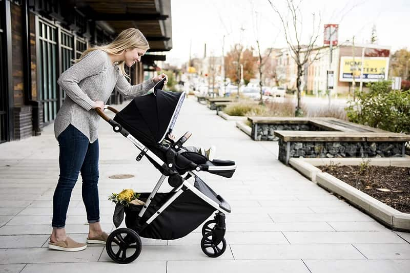 mockingbird stroller vs uppababy