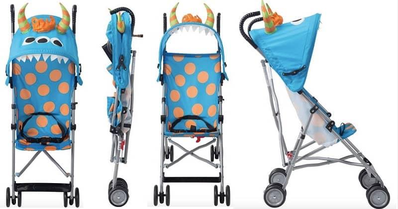 Foldable Umbrella Stroller