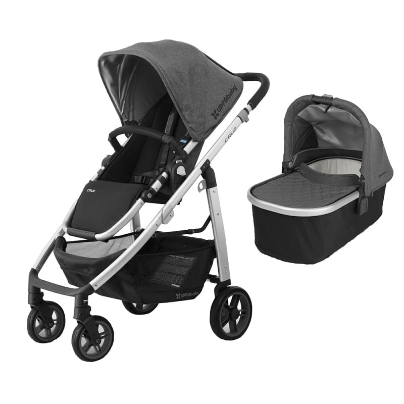 How long can your baby use the Uppababy Bassinet