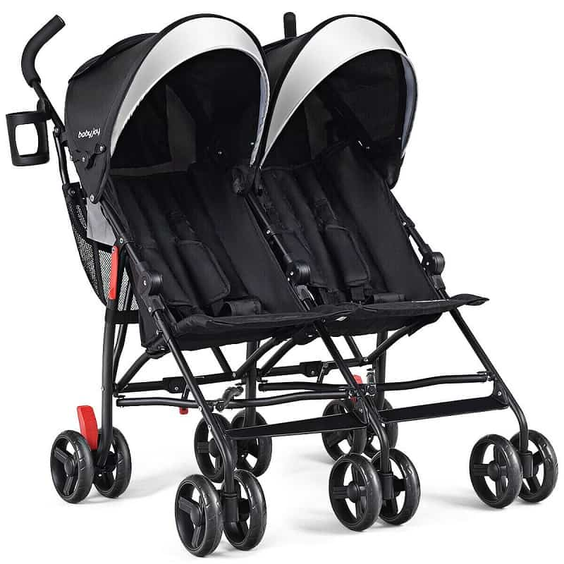reclining umbrella stroller