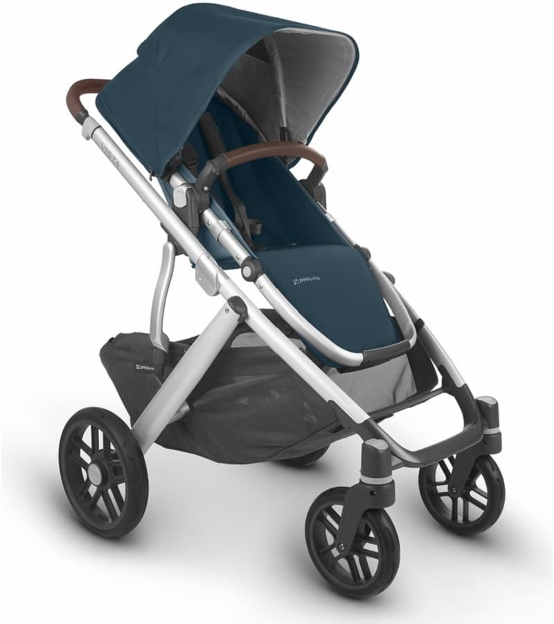 uppababy four wheel stroller