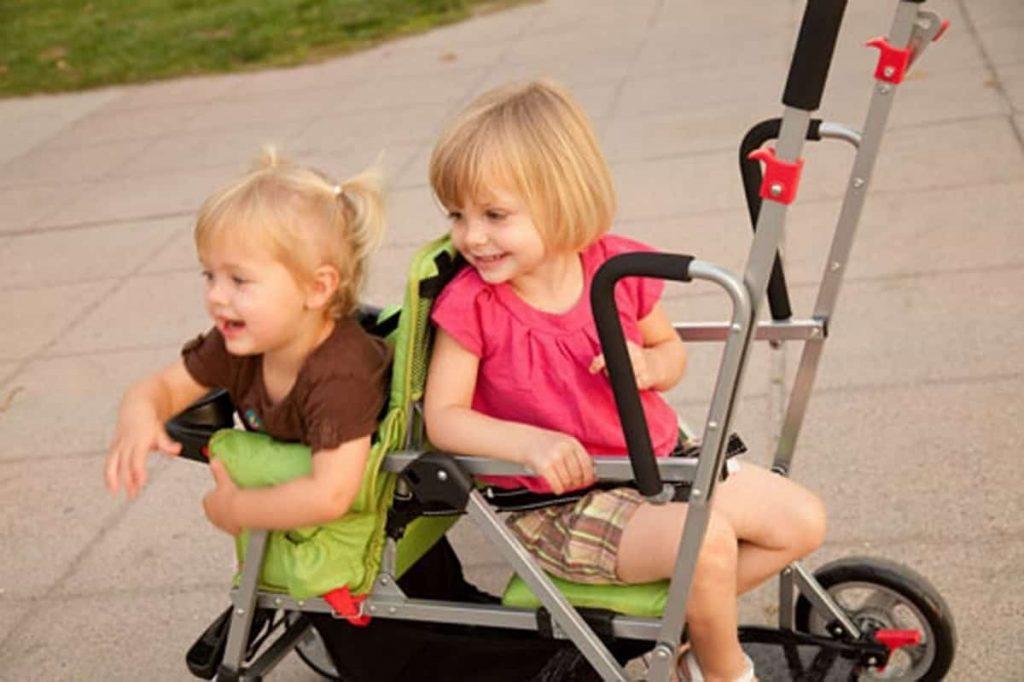 stroller age limit