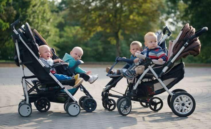 stroller age range